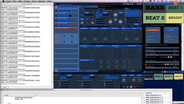 Ableton Live  Modul8