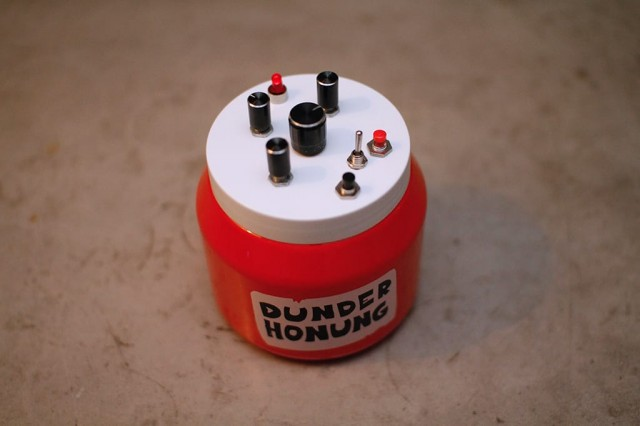 The Thunder Honey synth